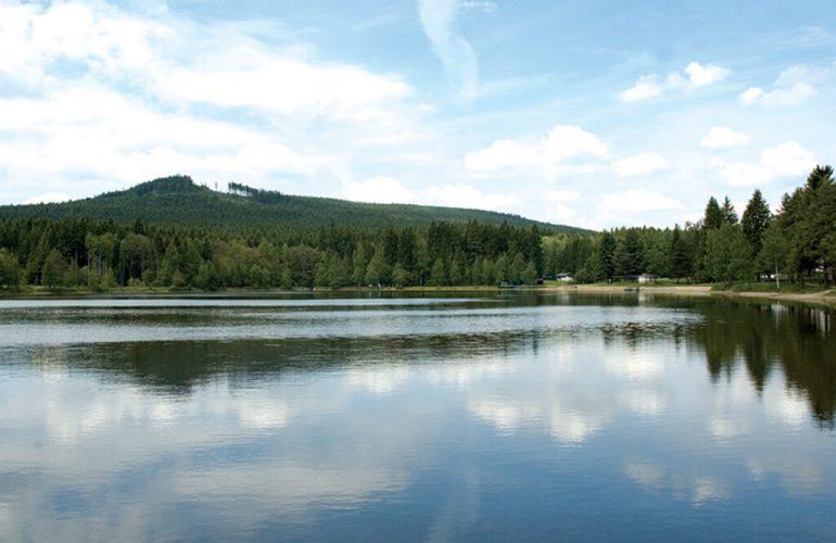 Rybník Milovy